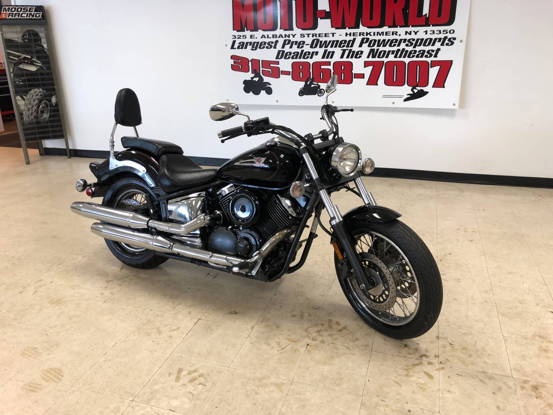 2007 Yamaha V Star® 1100 Silverado® in Herkimer, New York