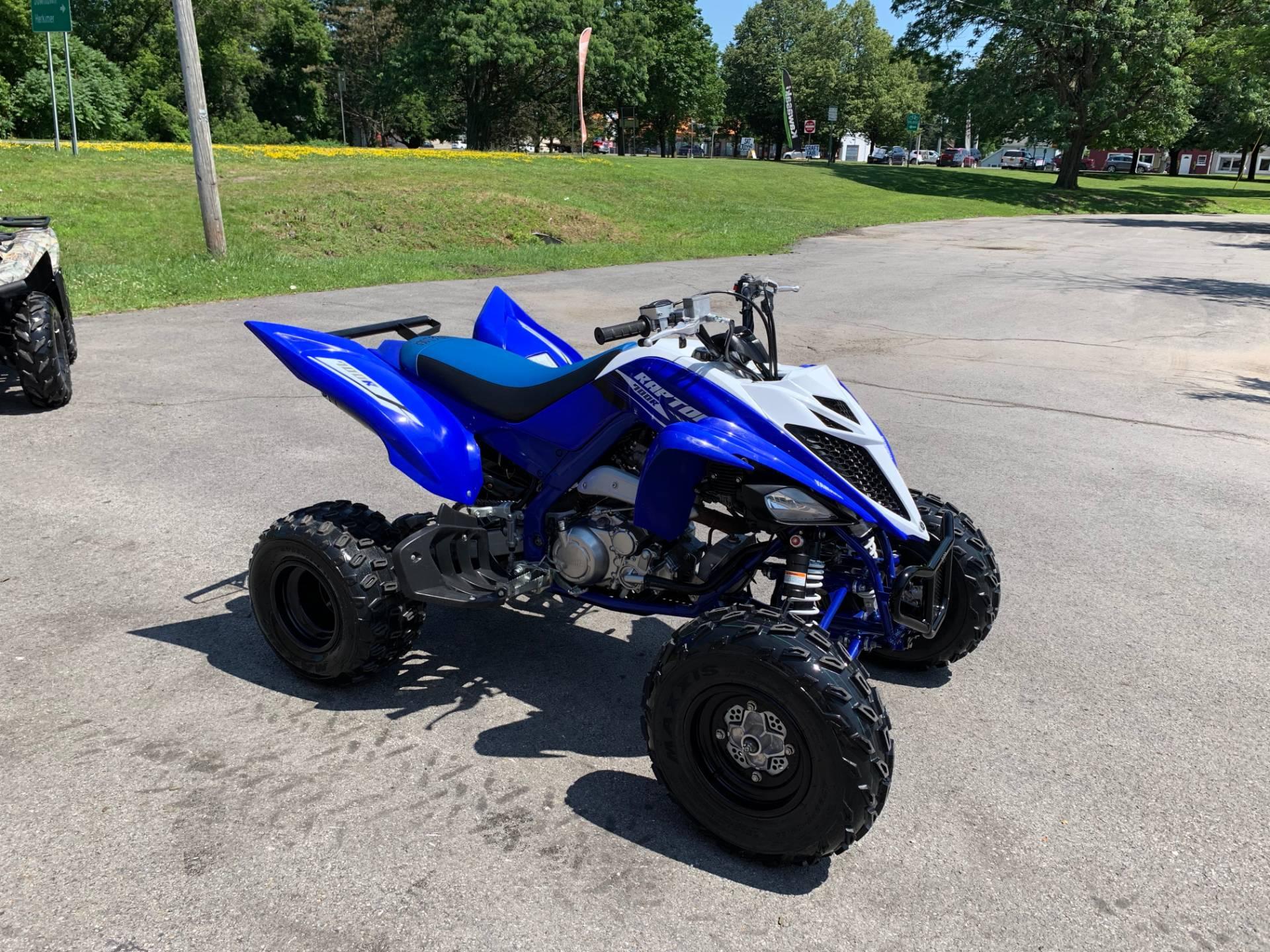 2018 Yamaha Raptor 700R 10