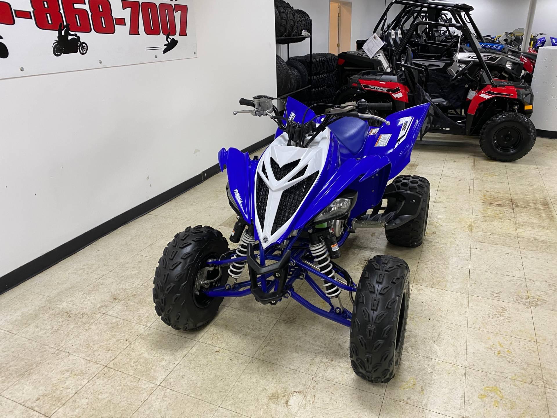 2018 Yamaha Raptor 700R 6