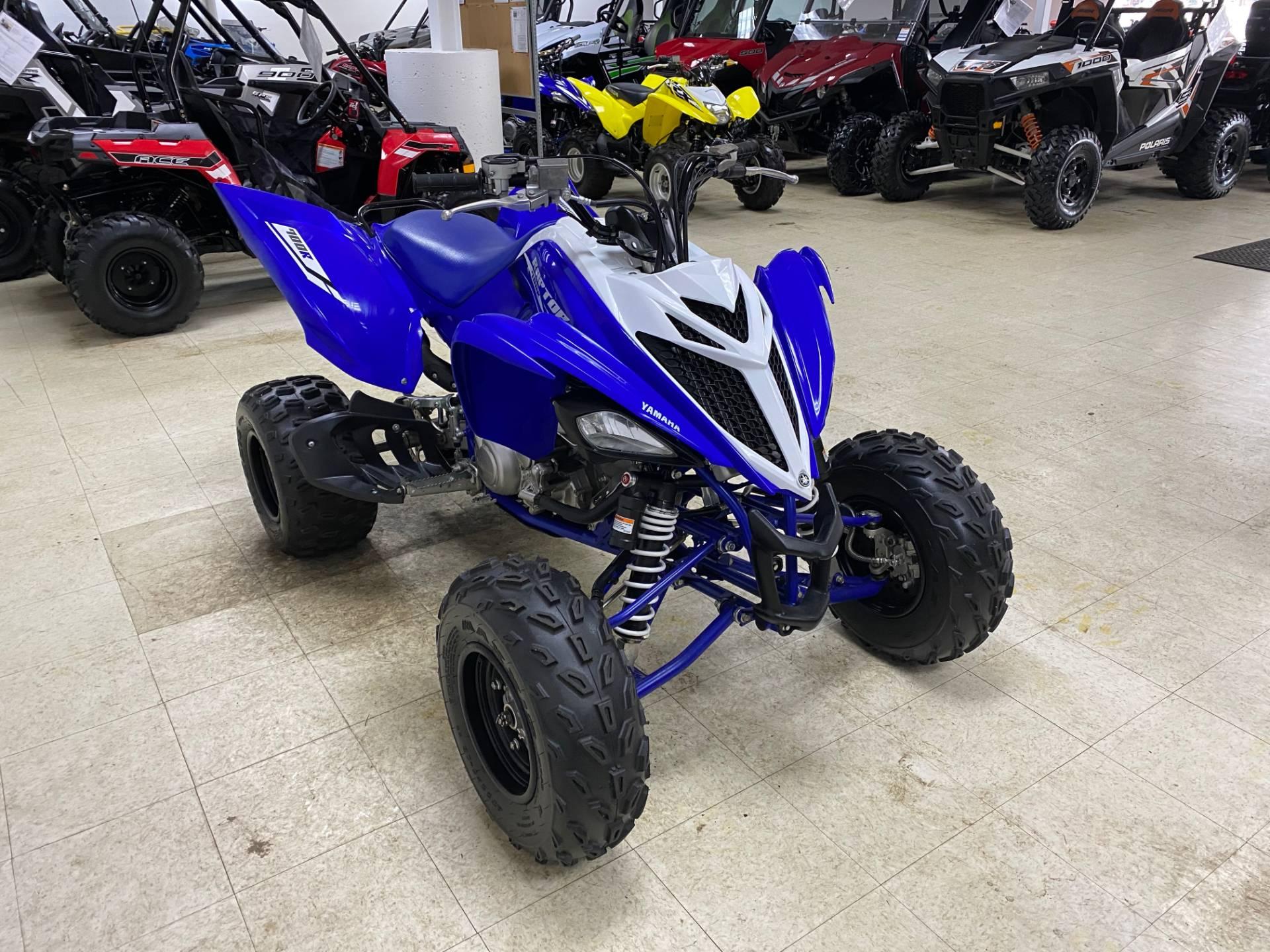 2018 Yamaha Raptor 700R 7
