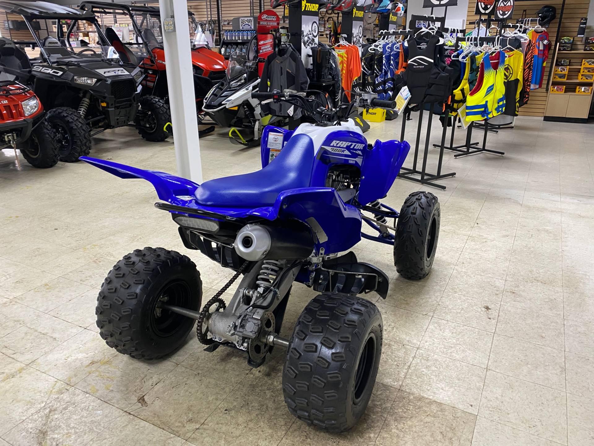 2018 Yamaha Raptor 700R 11