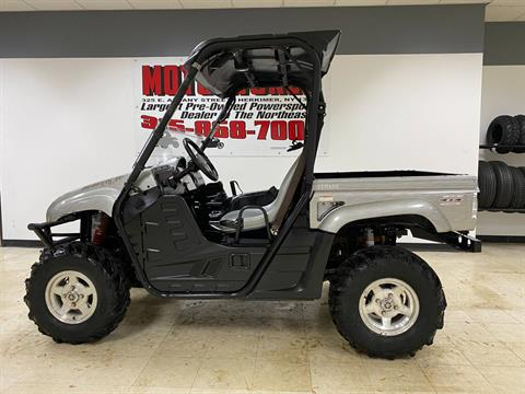 2008 Yamaha Rhino 700 FI Auto. 4x4 Sport Edition in Herkimer, New York - Photo 1