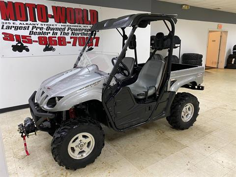 2008 Yamaha Rhino 700 FI Auto. 4x4 Sport Edition in Herkimer, New York - Photo 3