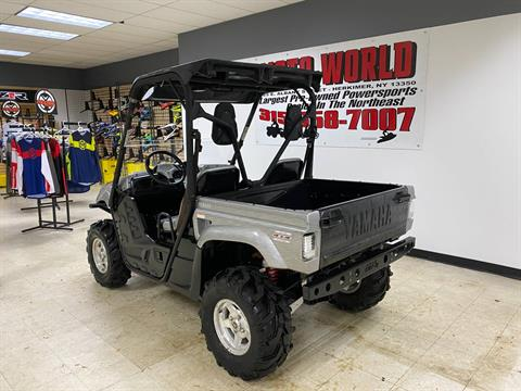 2008 Yamaha Rhino 700 FI Auto. 4x4 Sport Edition in Herkimer, New York - Photo 9