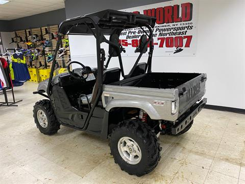 2008 Yamaha Rhino 700 FI Auto. 4x4 Sport Edition in Herkimer, New York - Photo 10