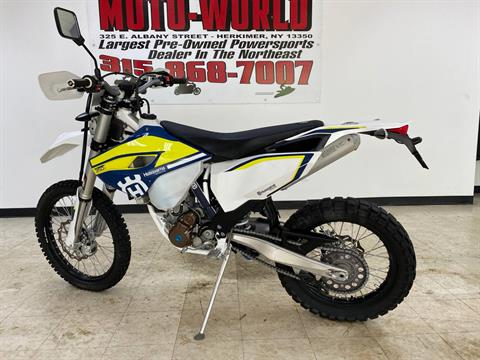 2016 Husqvarna FE 350 in Herkimer, New York - Photo 2