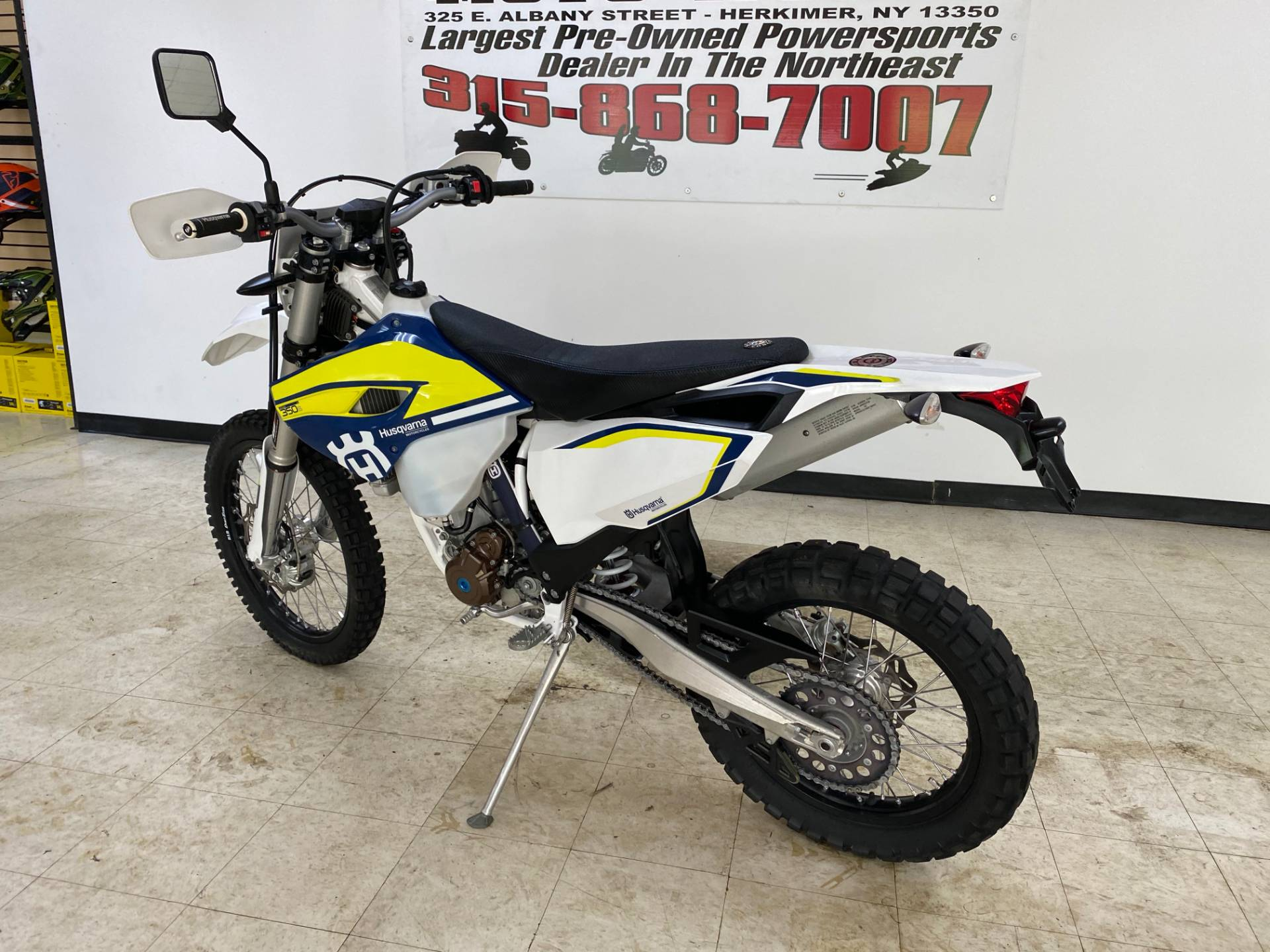 2016 Husqvarna FE 350 in Herkimer, New York - Photo 3