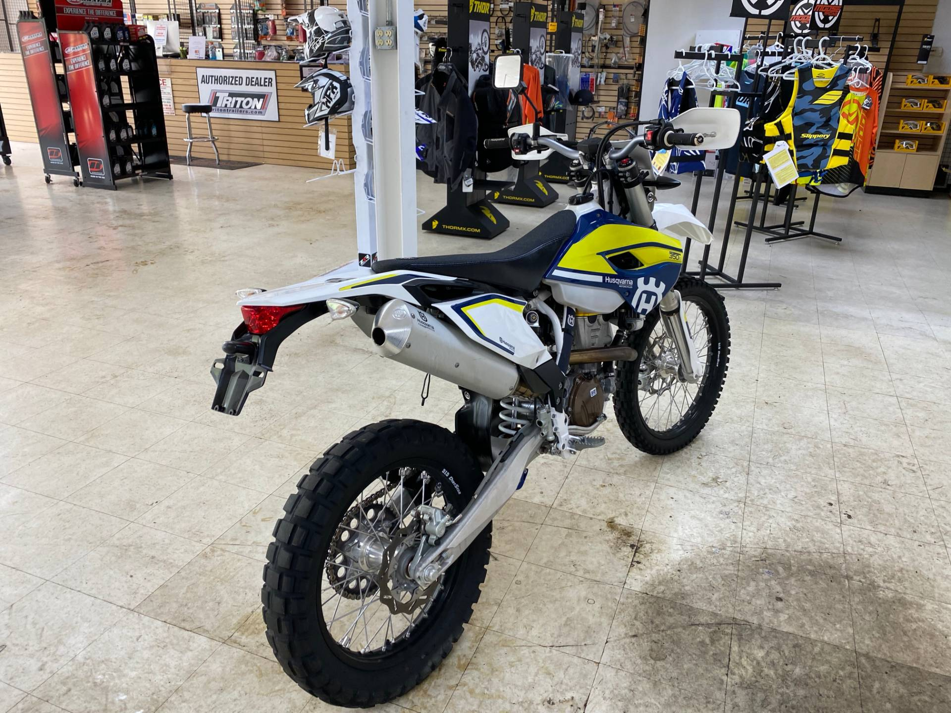 2016 Husqvarna FE 350 in Herkimer, New York - Photo 8