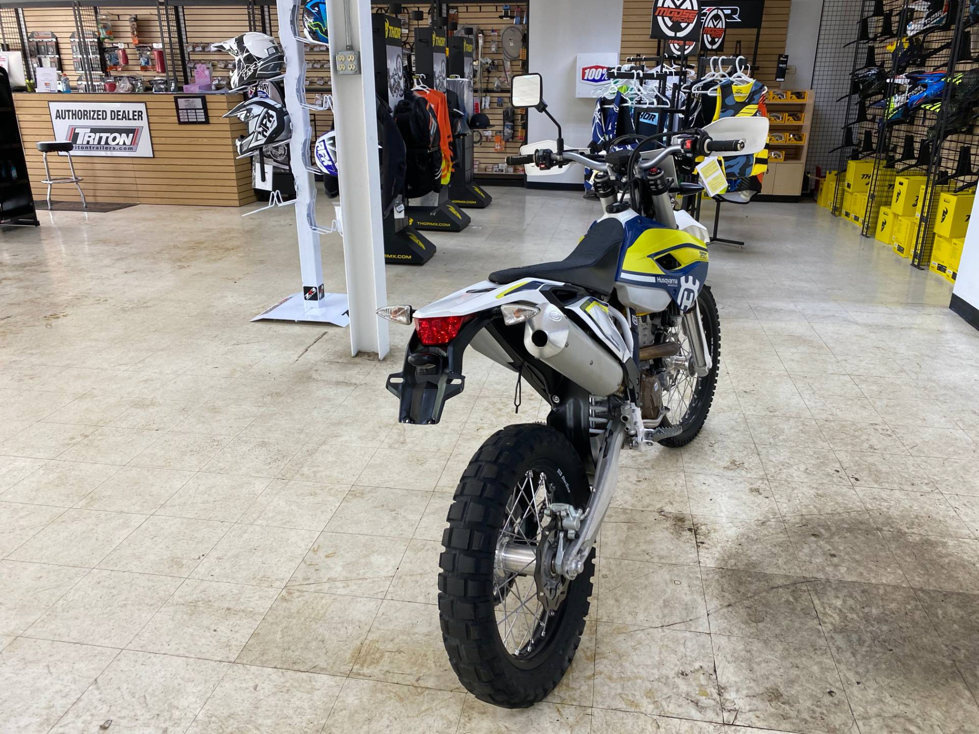 2016 Husqvarna FE 350 in Herkimer, New York - Photo 9