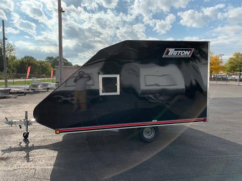 2019 Triton Trailers TC118 in Herkimer, New York