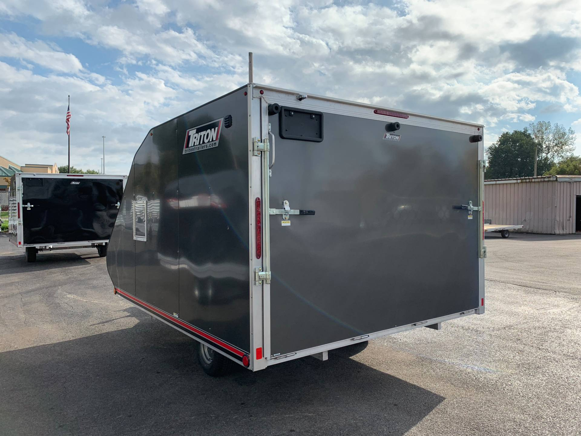2019 Triton Trailers TC118 in Herkimer, New York - Photo 7