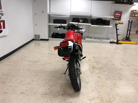 2017 Honda XR650L in Herkimer, New York