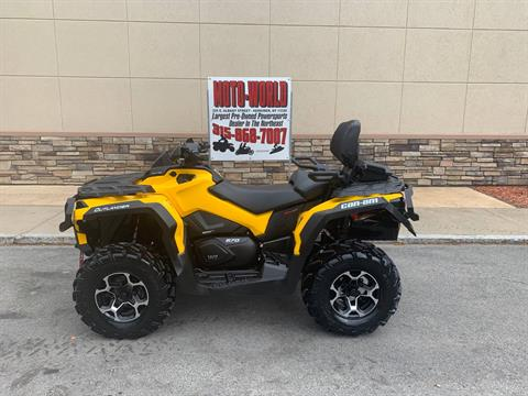 2016 Can-Am Outlander MAX XT 570 in Herkimer, New York - Photo 1