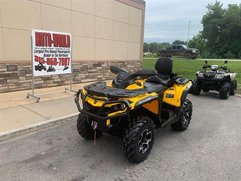 2016 Can-Am Outlander MAX XT 570 in Herkimer, New York - Photo 4