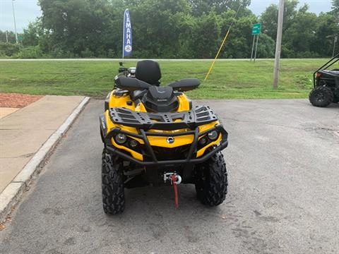 2016 Can-Am Outlander MAX XT 570 in Herkimer, New York - Photo 8