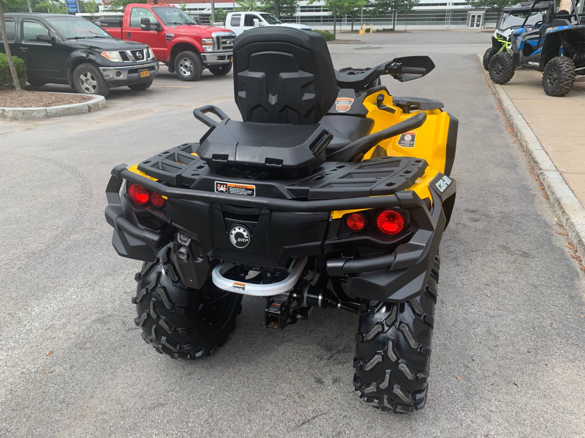 2016 Can-Am Outlander MAX XT 570 in Herkimer, New York - Photo 13