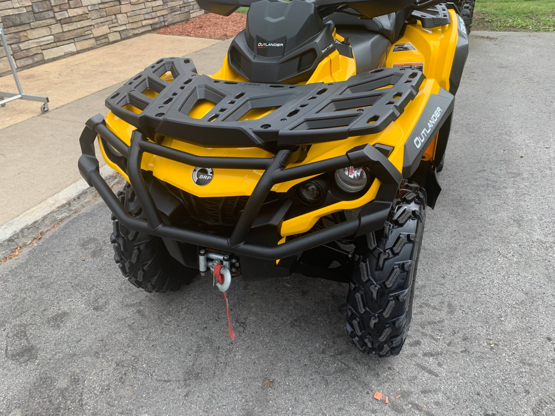 2016 Can-Am Outlander MAX XT 570 in Herkimer, New York - Photo 17
