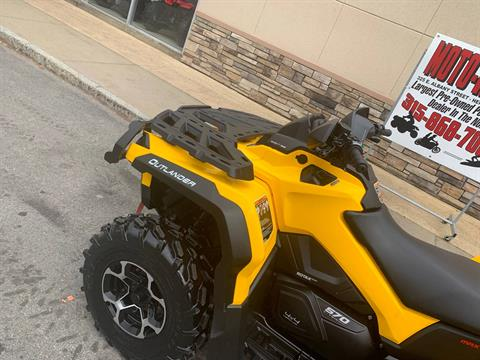 2016 Can-Am Outlander MAX XT 570 in Herkimer, New York - Photo 20