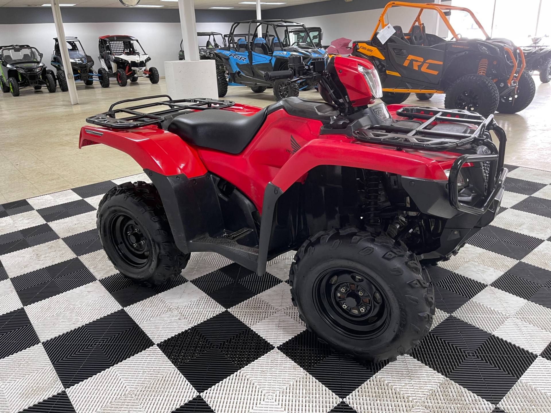 2015 Honda FourTrax® Foreman® Rubicon® 4x4 EPS in Herkimer, New York - Photo 3
