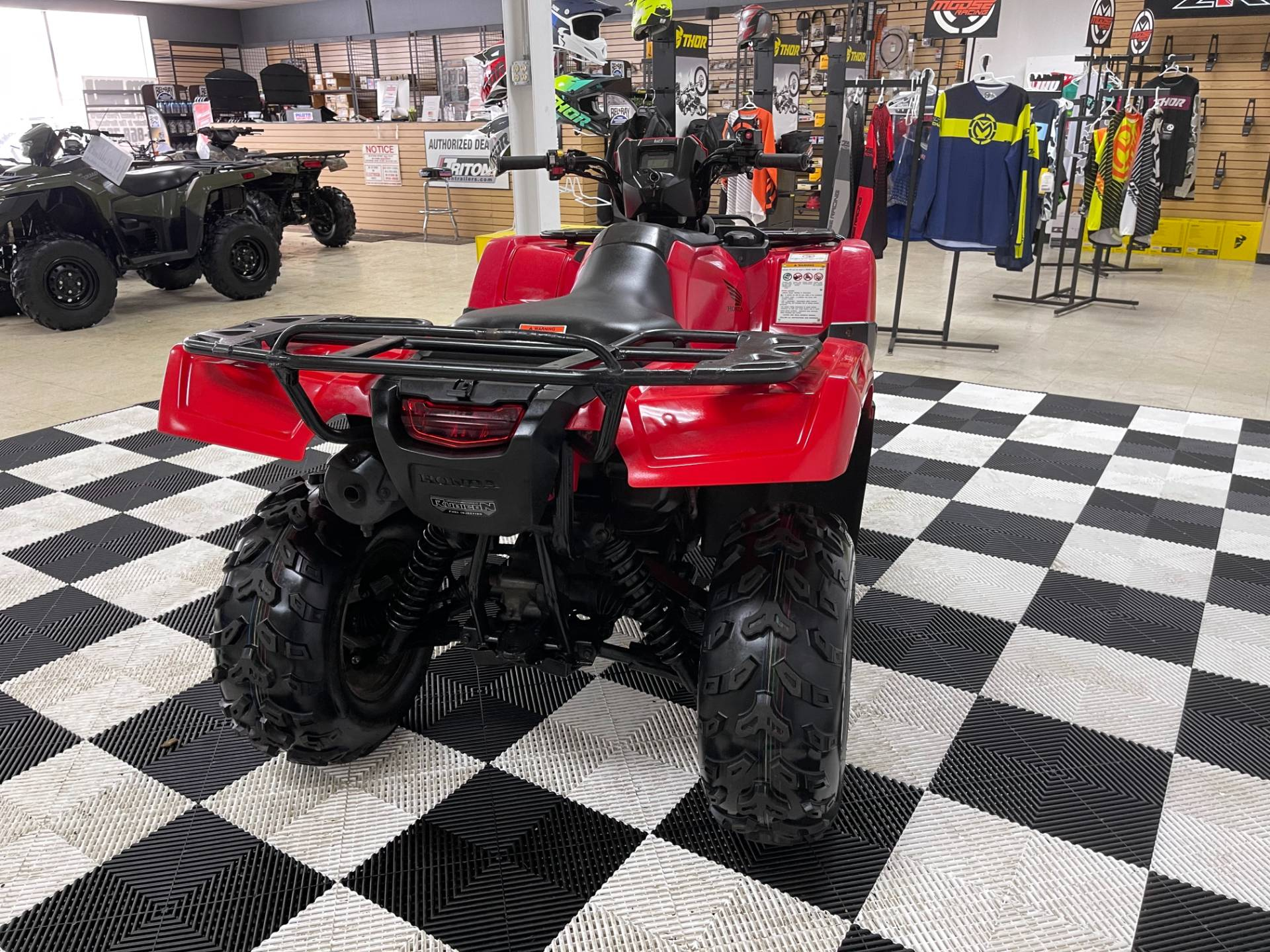 2015 Honda FourTrax® Foreman® Rubicon® 4x4 EPS in Herkimer, New York - Photo 4