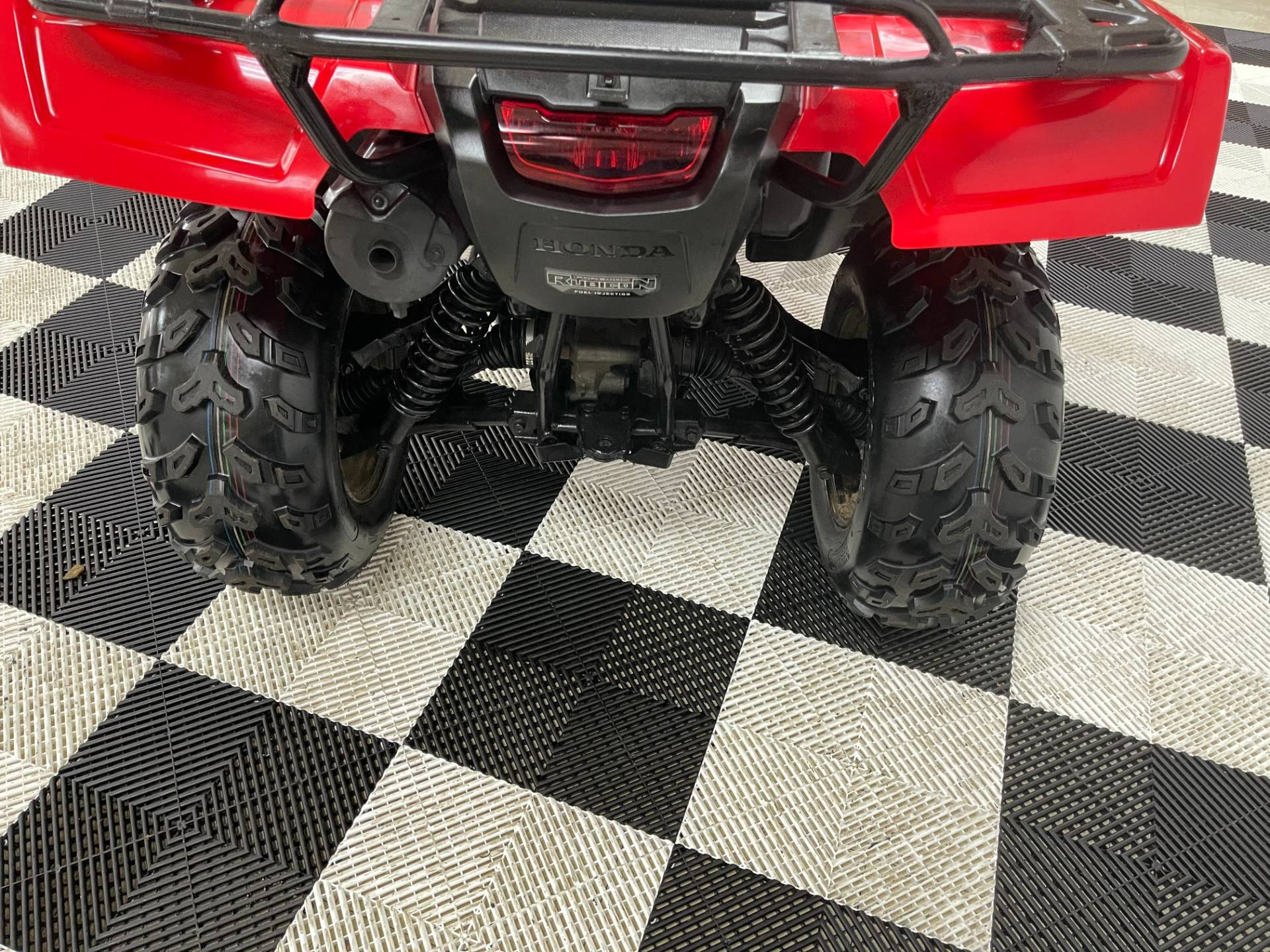 2015 Honda FourTrax® Foreman® Rubicon® 4x4 EPS in Herkimer, New York - Photo 13