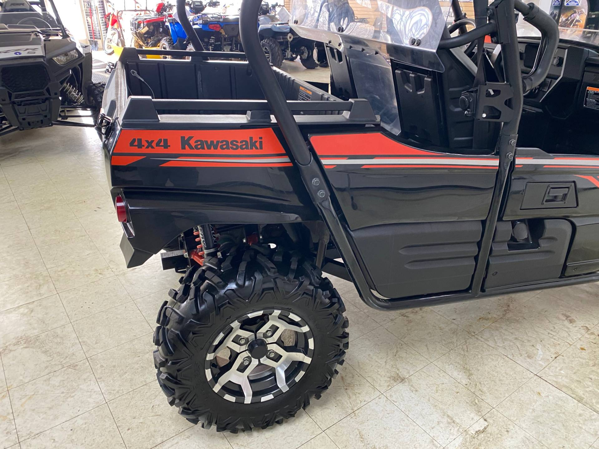 2017 Kawasaki Teryx LE in Herkimer, New York - Photo 13