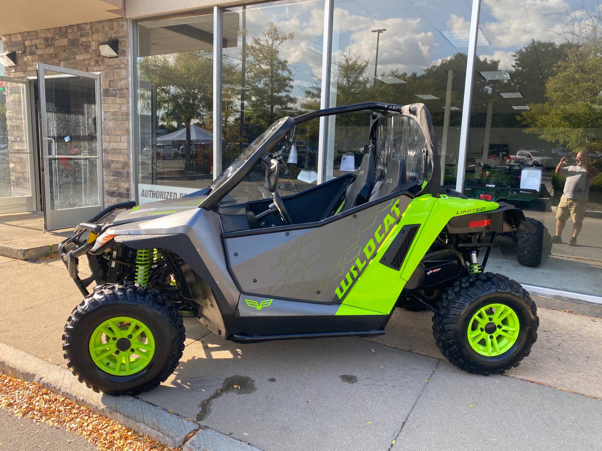 2018 Textron Off Road Wildcat Trail LTD in Herkimer, New York - Photo 1