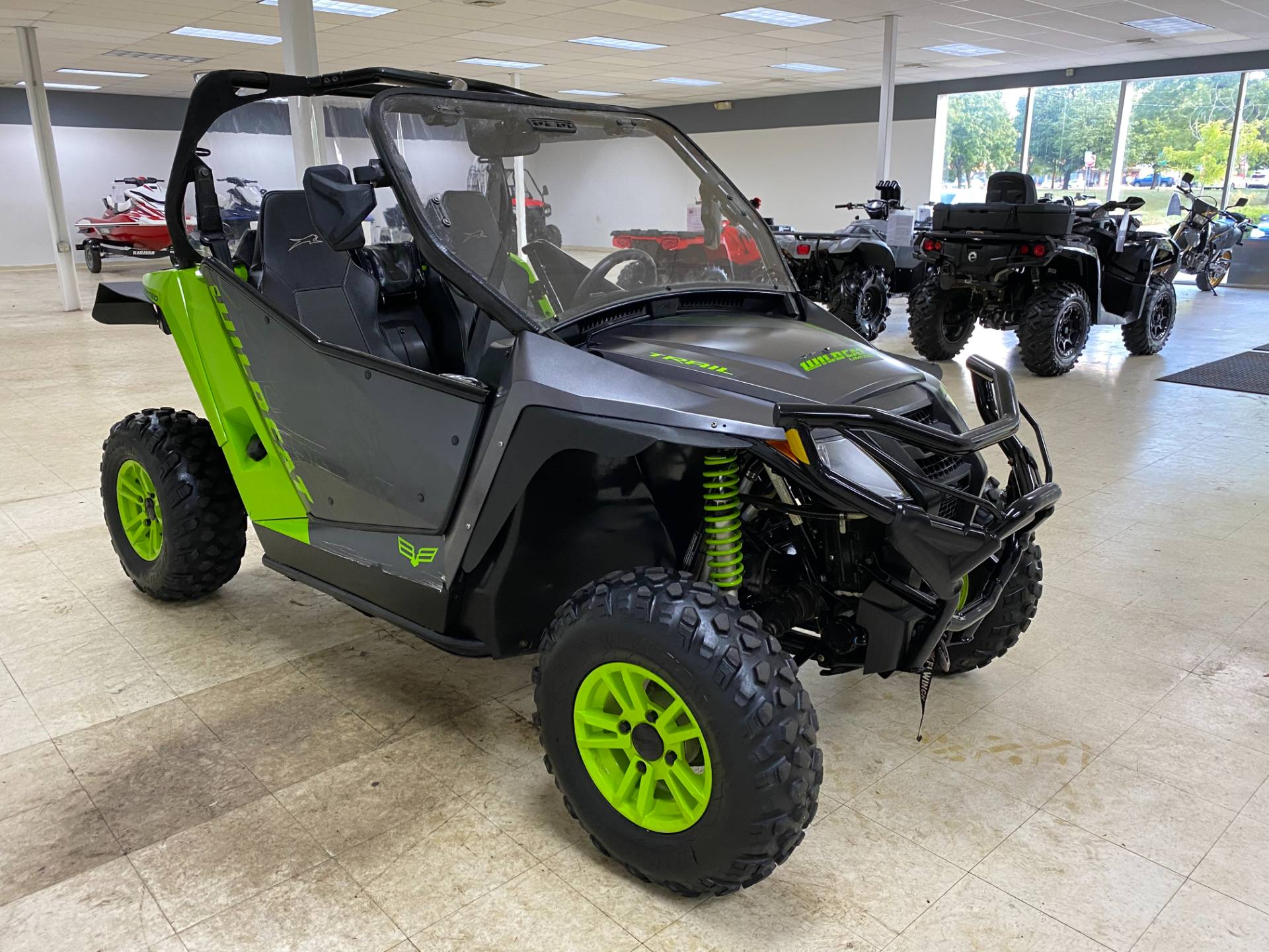 2018 Textron Off Road Wildcat Trail LTD in Herkimer, New York - Photo 5