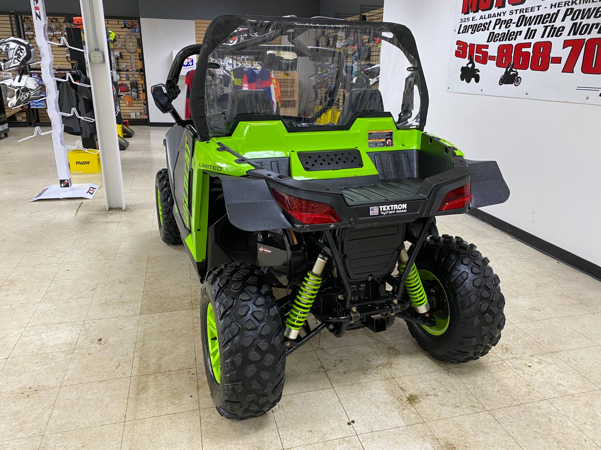 2018 Textron Off Road Wildcat Trail LTD in Herkimer, New York - Photo 9