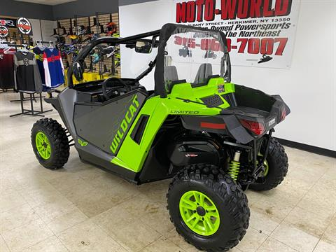2018 Textron Off Road Wildcat Trail LTD in Herkimer, New York - Photo 10