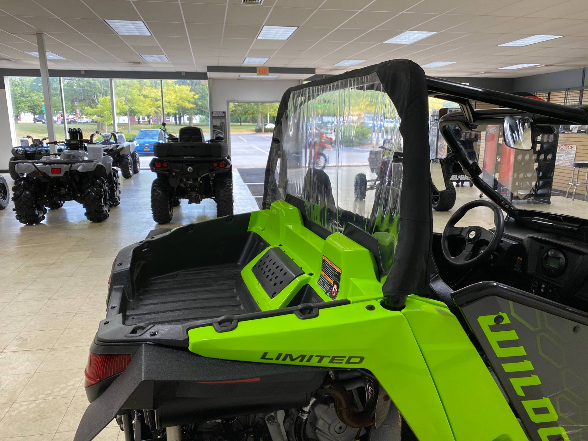2018 Textron Off Road Wildcat Trail LTD in Herkimer, New York - Photo 12
