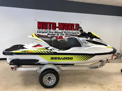 2017 Sea-Doo RXT-X 300 in Herkimer, New York