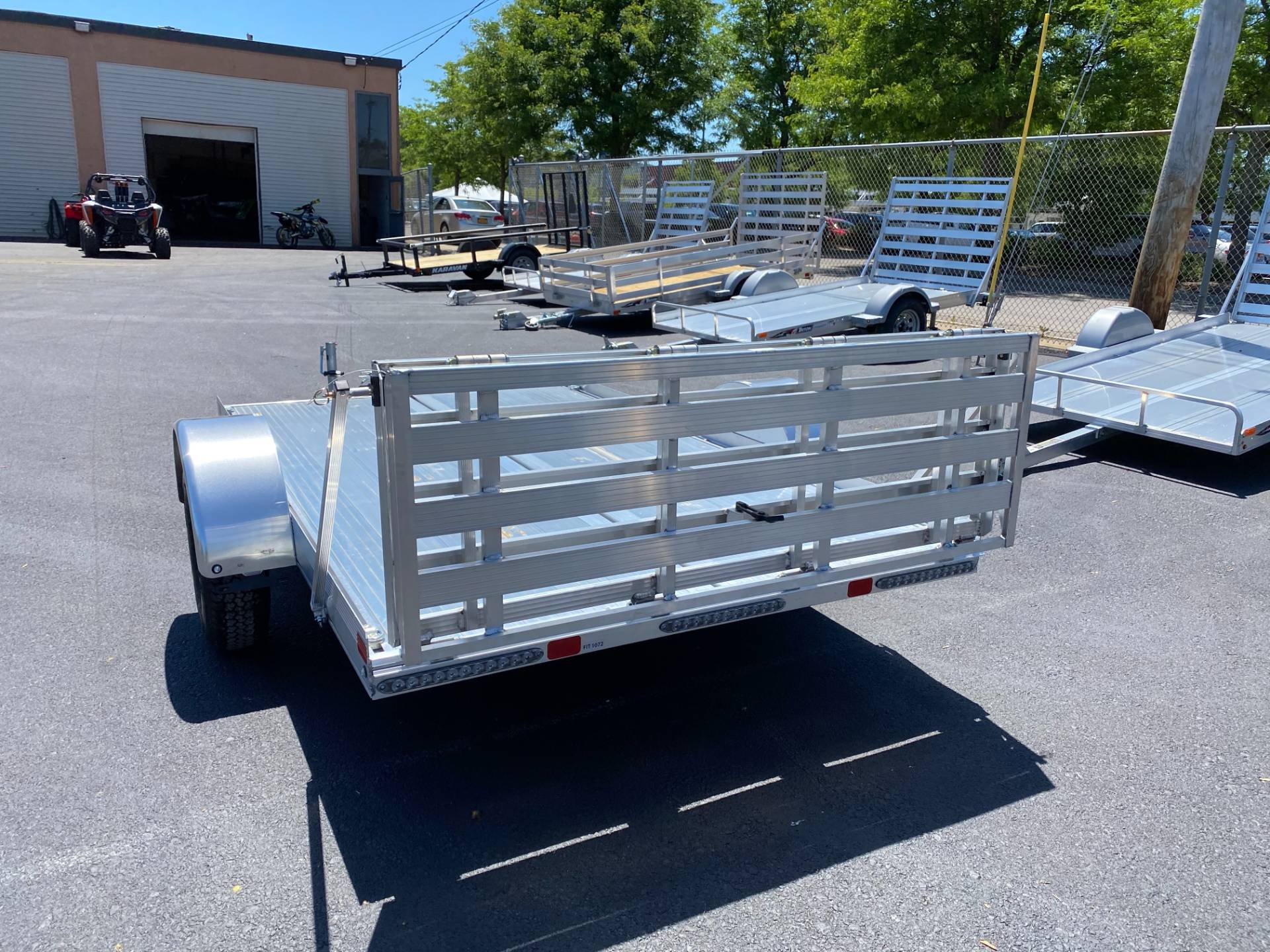 2020 Triton Trailers FIT 1072 in Herkimer, New York - Photo 2