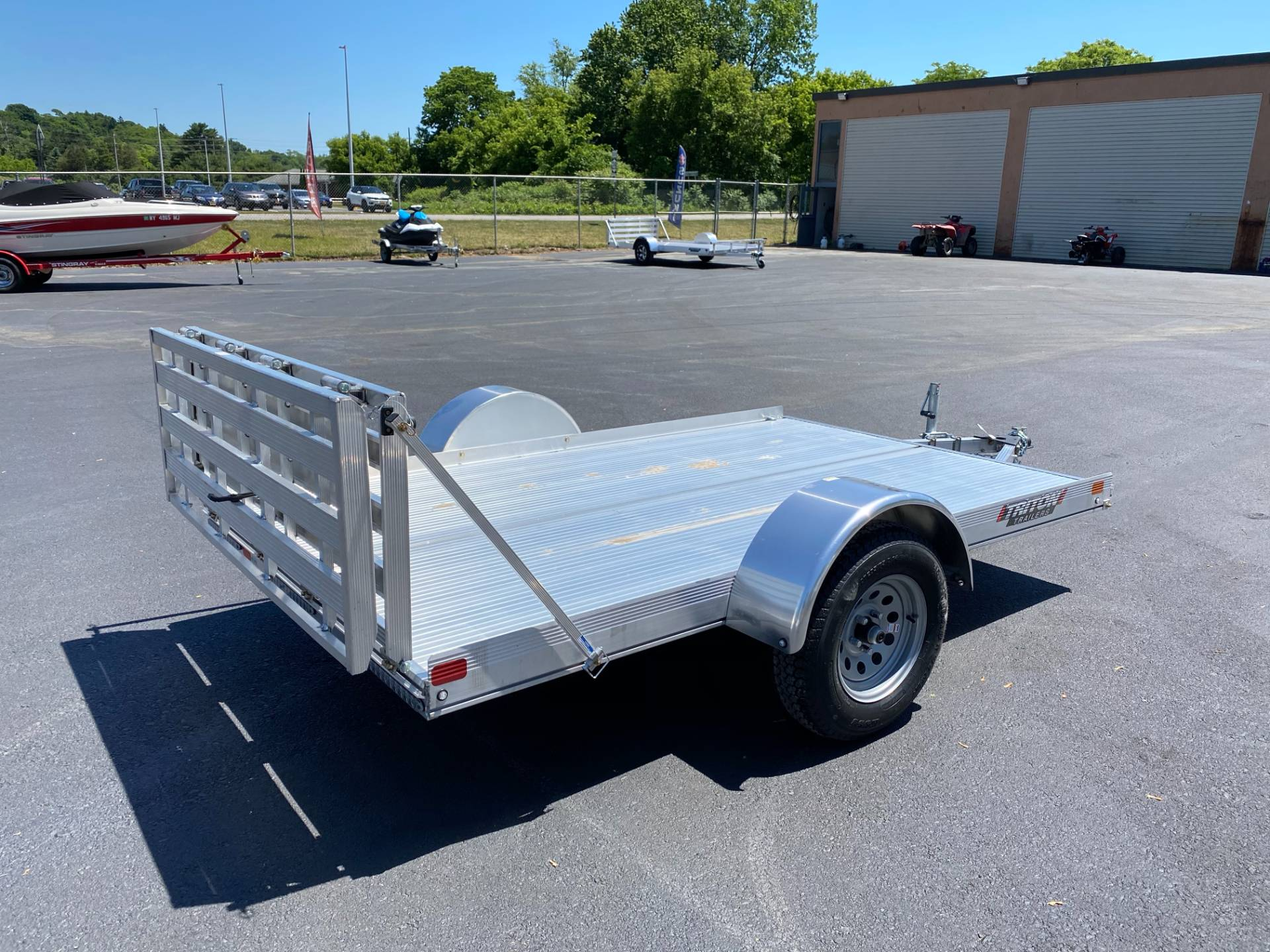 2020 Triton Trailers FIT 1072 in Herkimer, New York - Photo 3