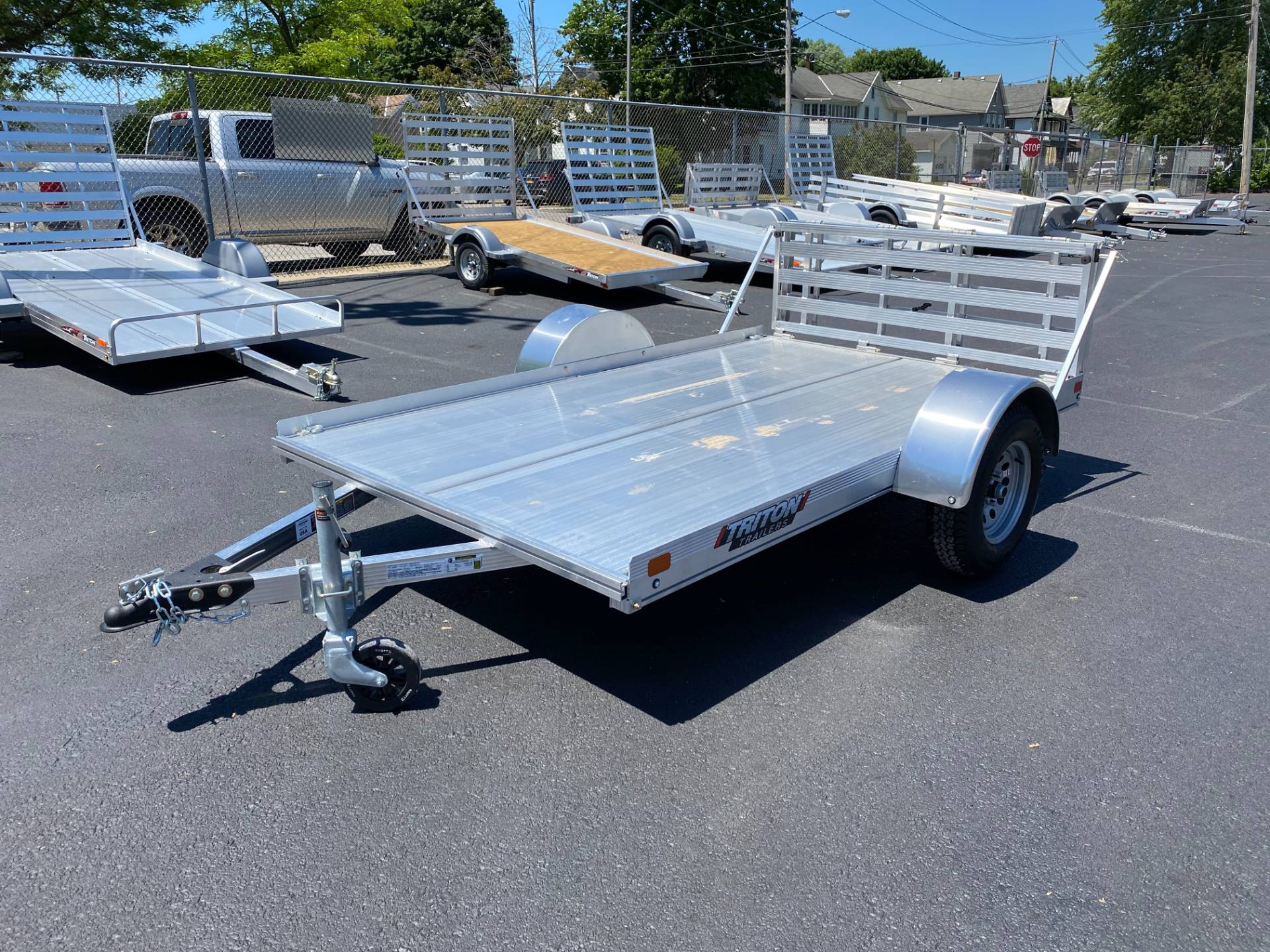 2020 Triton Trailers FIT 1072 in Herkimer, New York - Photo 5