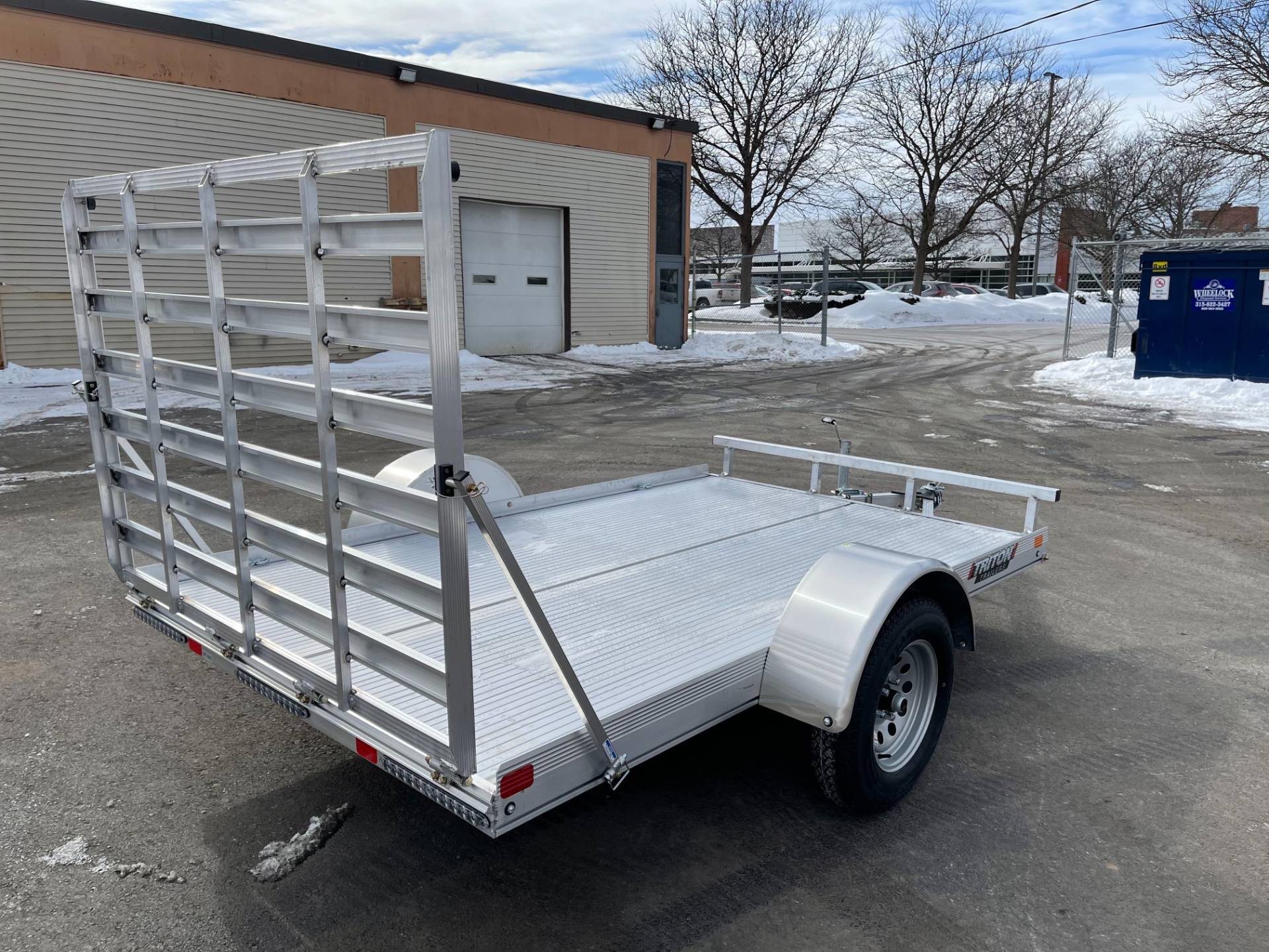 New 2021 Triton Trailers FIT 1072 Sport Utility Trailers ...