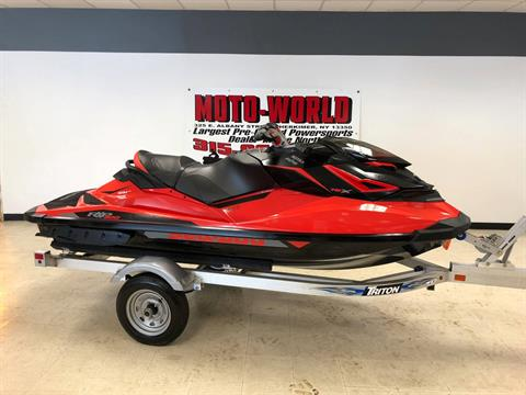 2017 Sea-Doo RXP-X 300 in Herkimer, New York