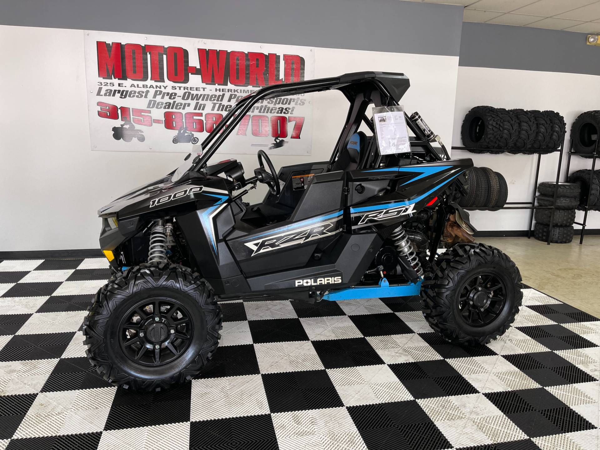 2020 Polaris RZR RS1 in Herkimer, New York - Photo 3