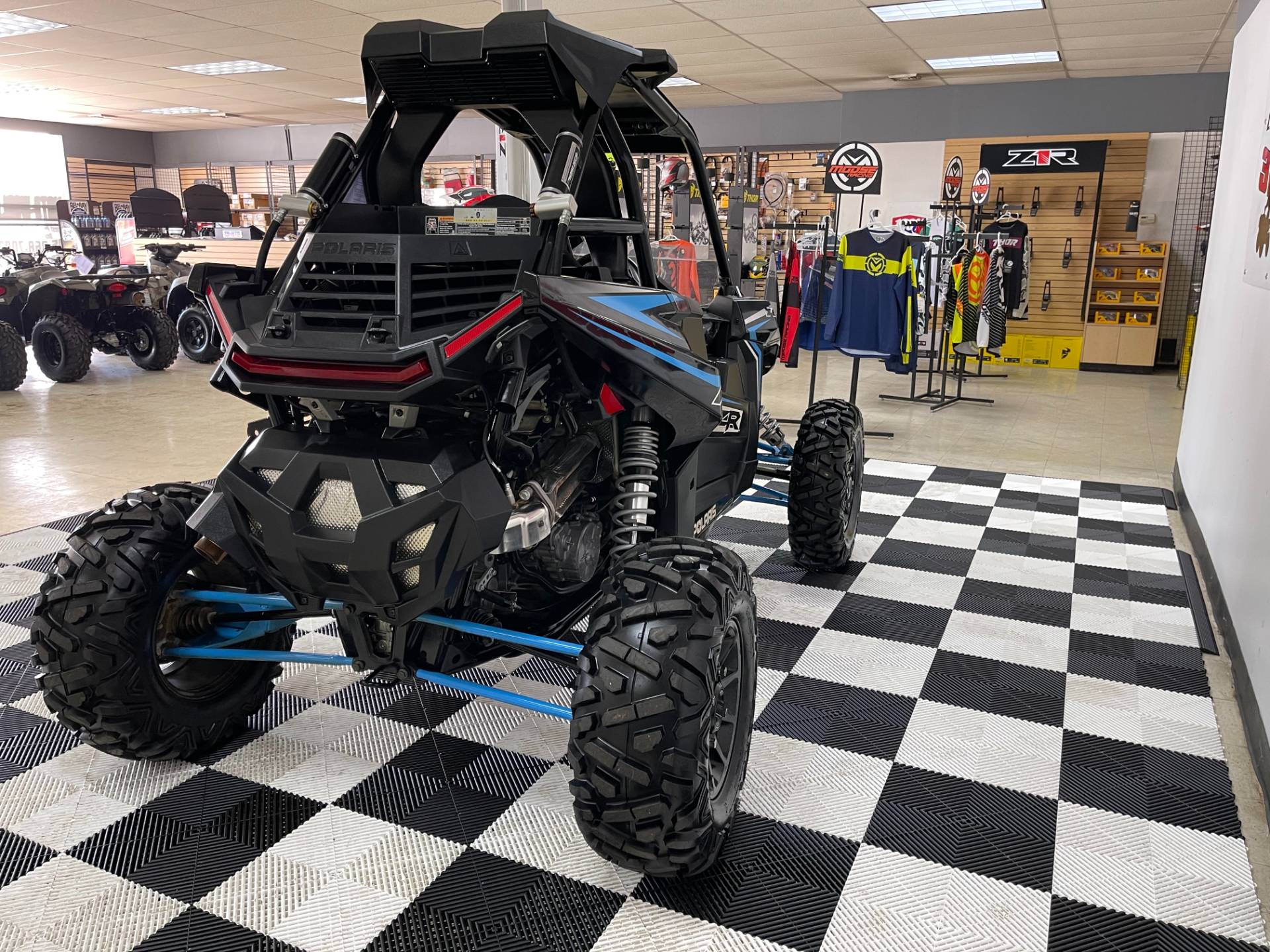 2020 Polaris RZR RS1 in Herkimer, New York - Photo 10