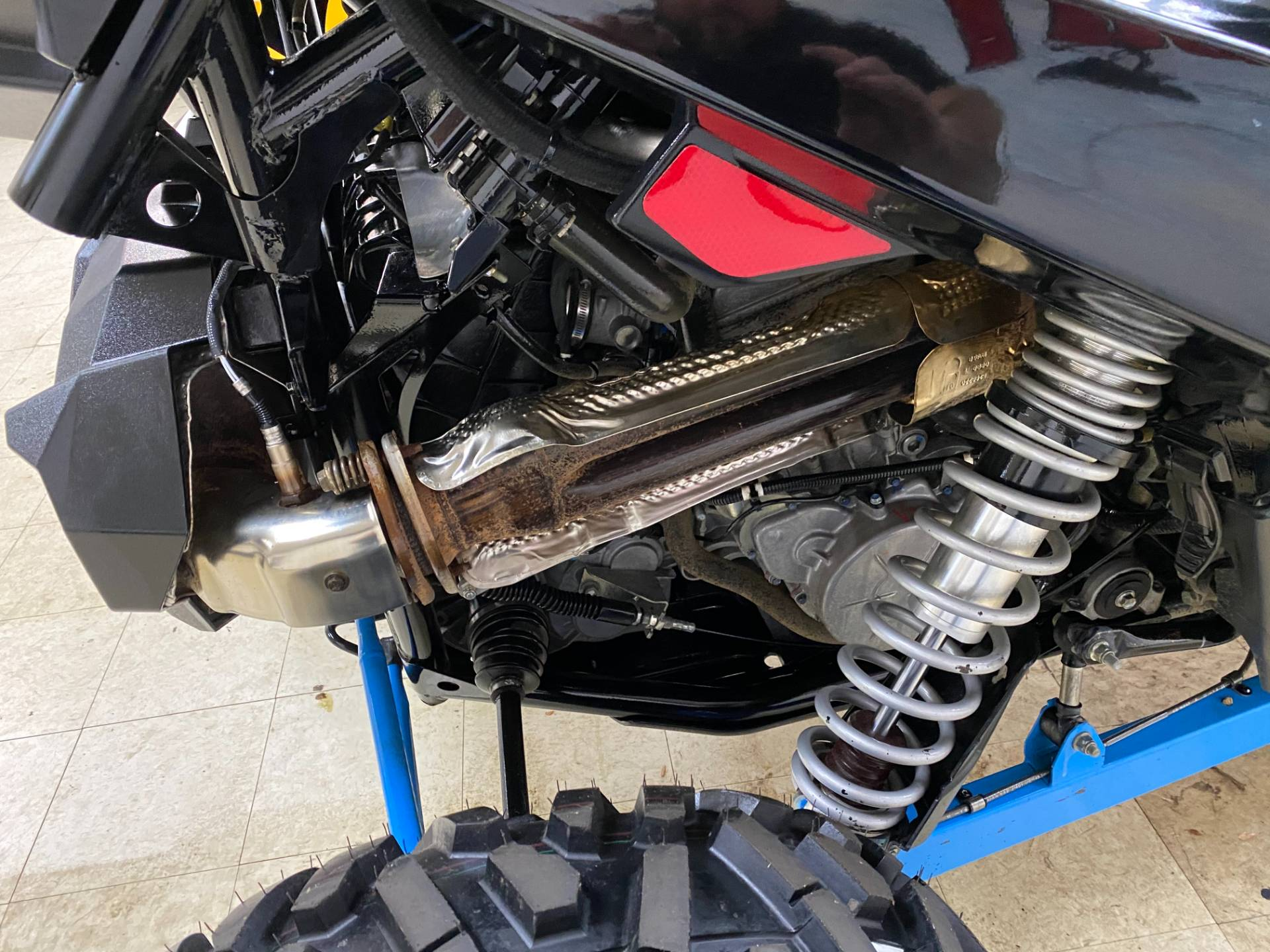 2020 Polaris RZR RS1 in Herkimer, New York - Photo 19