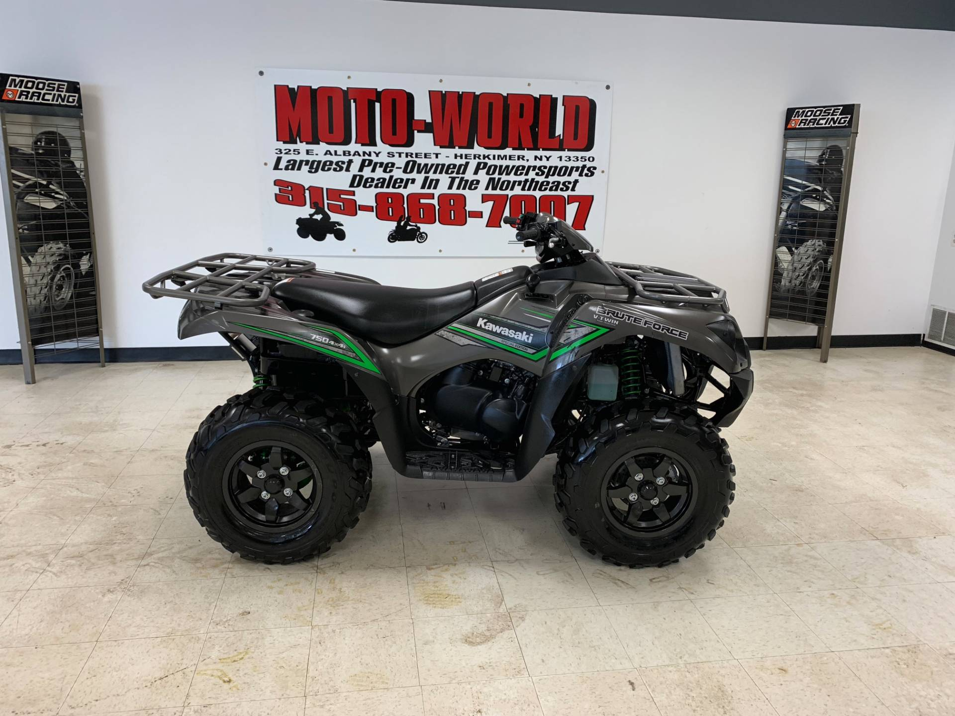 2017 Kawasaki Brute Force 750 4x4i EPS 1