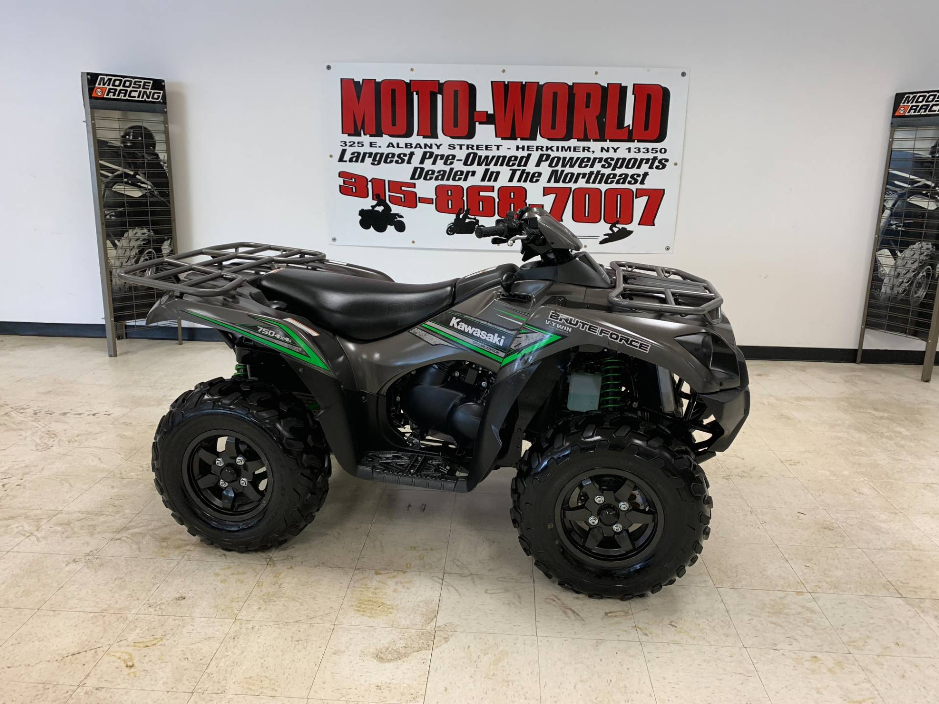 2017 Kawasaki Brute Force 750 4x4i EPS 2