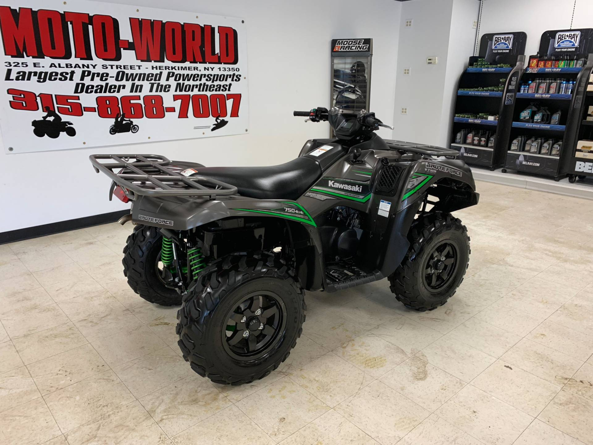 2017 Kawasaki Brute Force 750 4x4i EPS 3