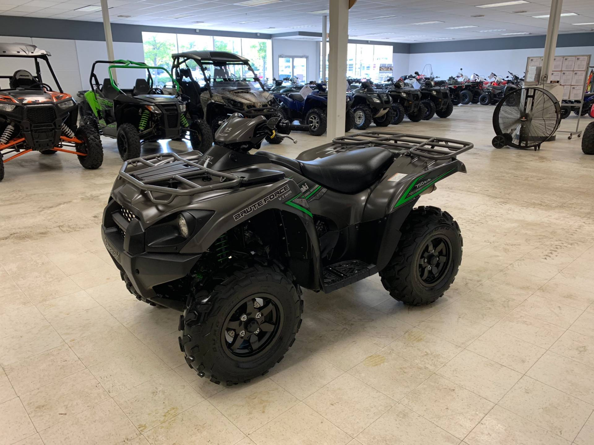 2017 Kawasaki Brute Force 750 4x4i EPS 5