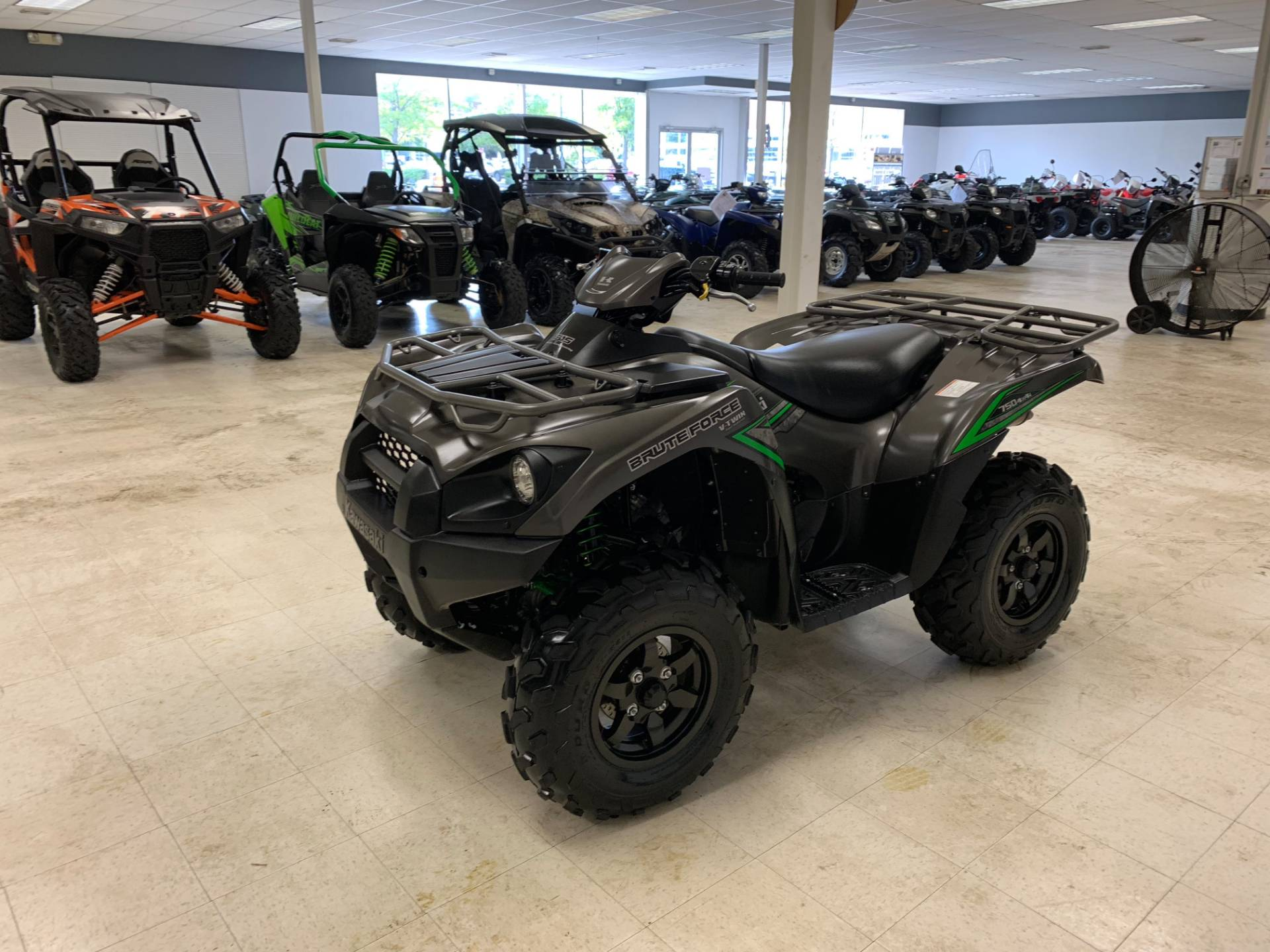 2017 Kawasaki Brute Force 750 4x4i EPS 6