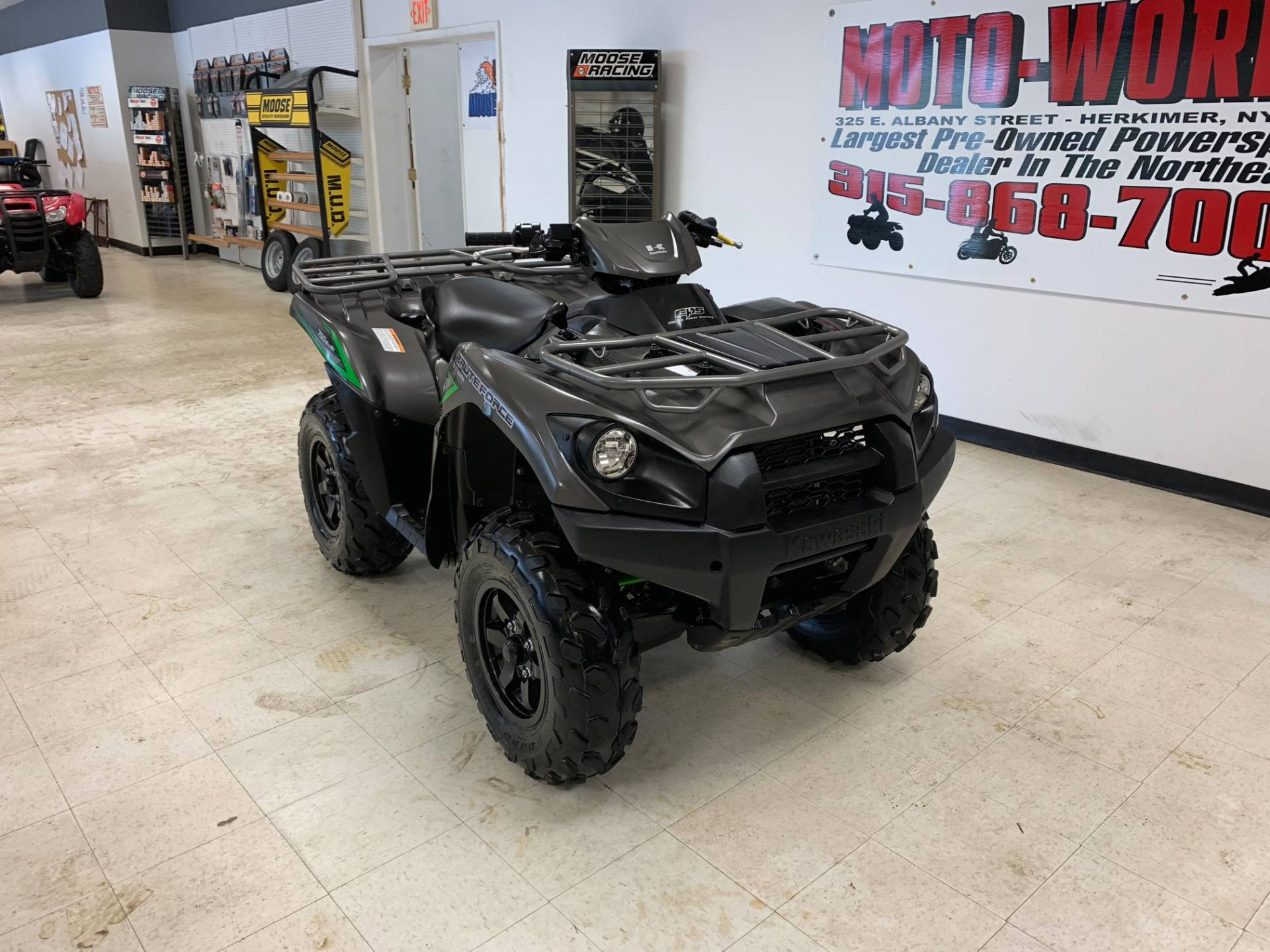 2017 Kawasaki Brute Force 750 4x4i EPS 7