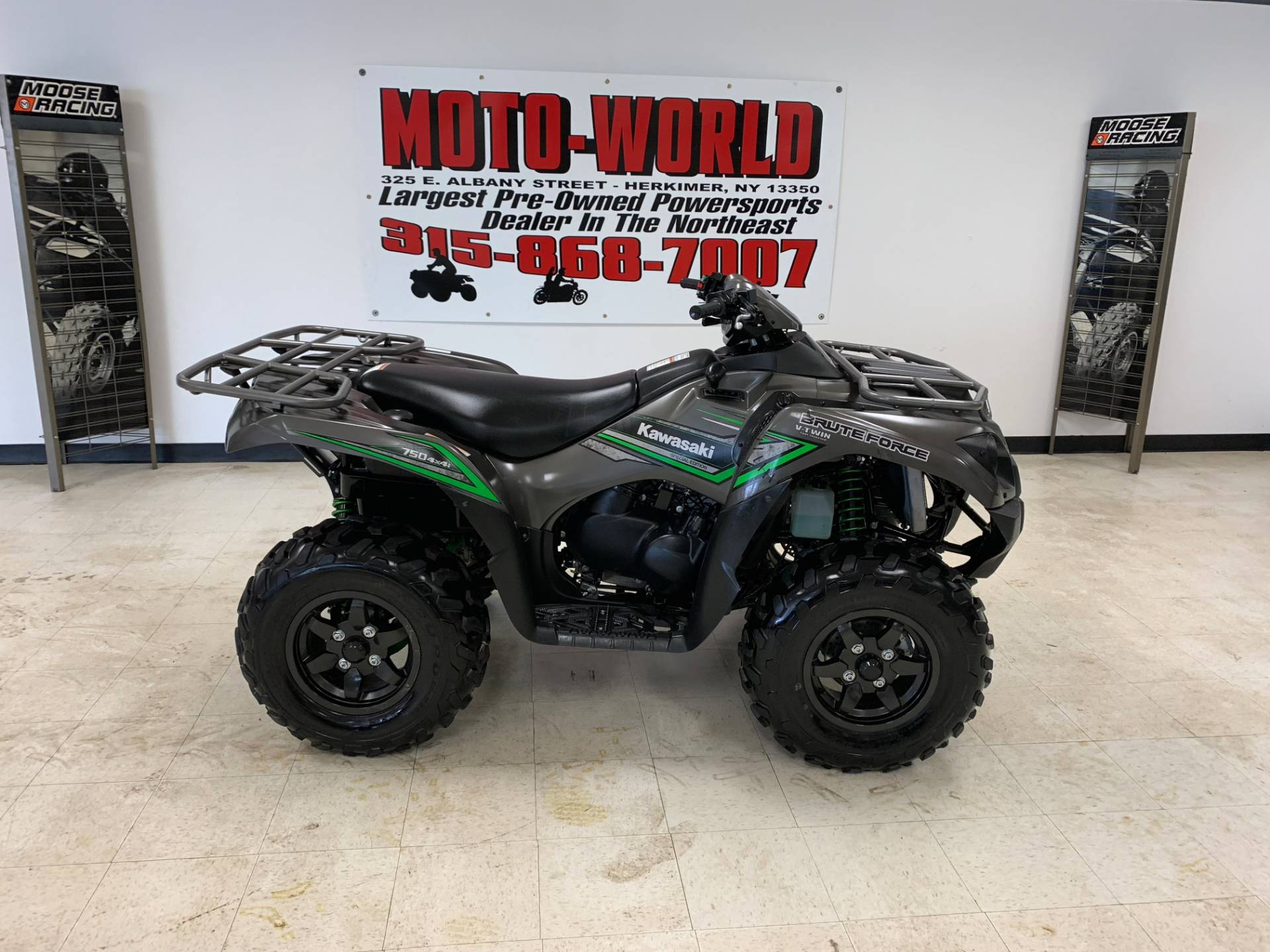 2017 Kawasaki Brute Force 750 4x4i EPS 8