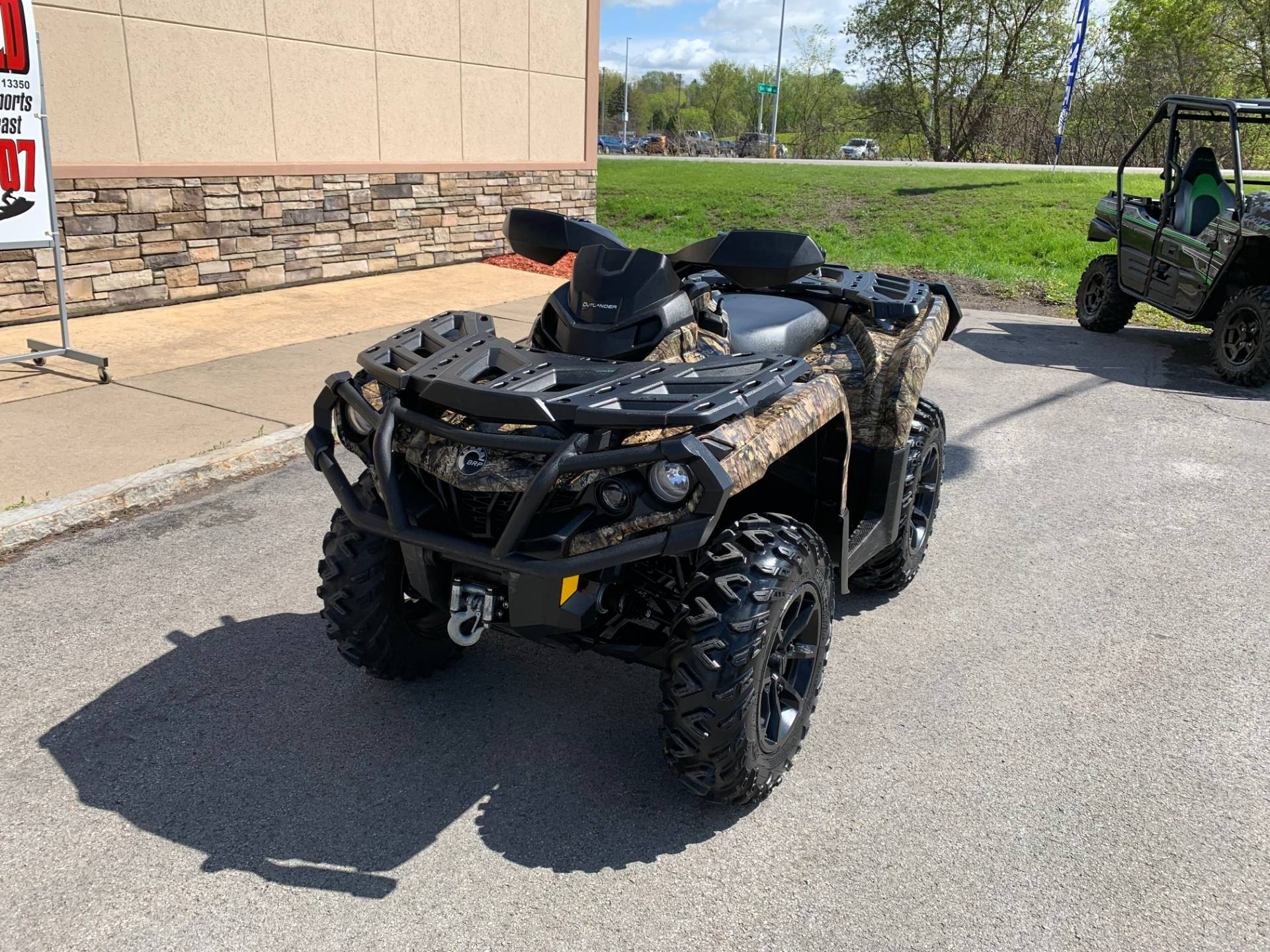 2018 Can-Am Outlander XT 850 in Herkimer, New York - Photo 5