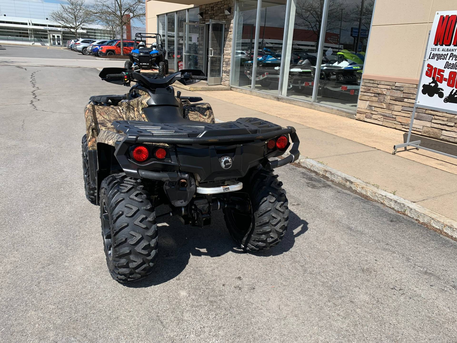 2018 Can-Am Outlander XT 850 in Herkimer, New York - Photo 7