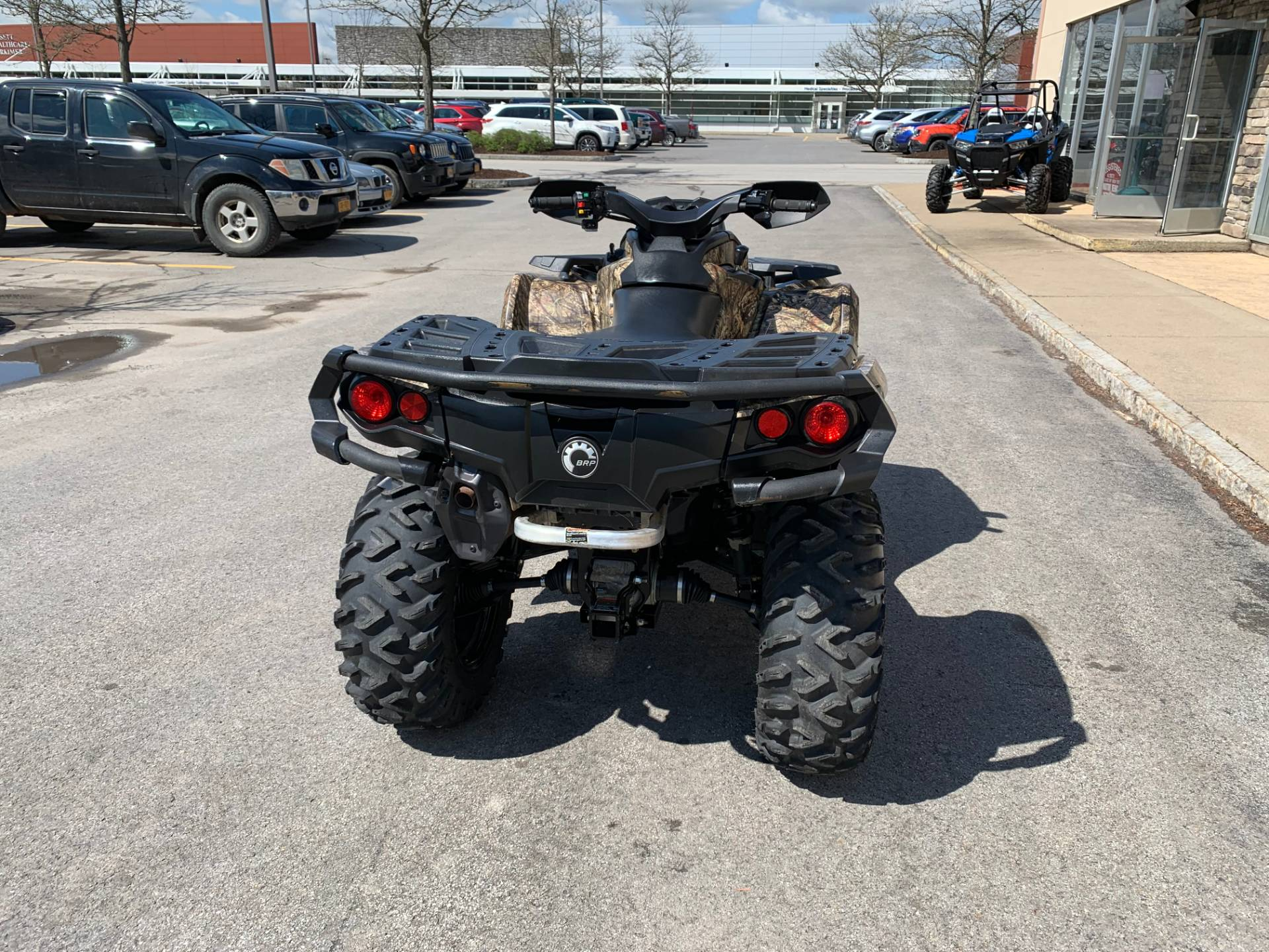2018 Can-Am Outlander XT 850 in Herkimer, New York - Photo 8